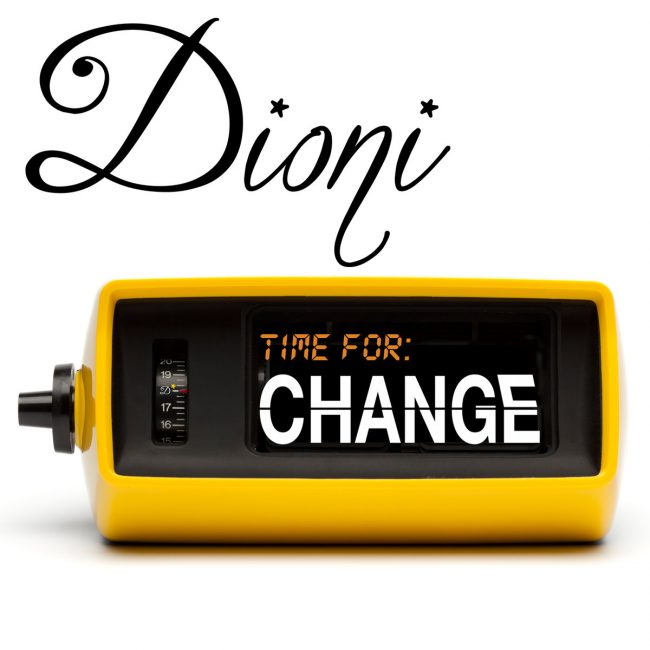"Dioni ""Time For Change"""