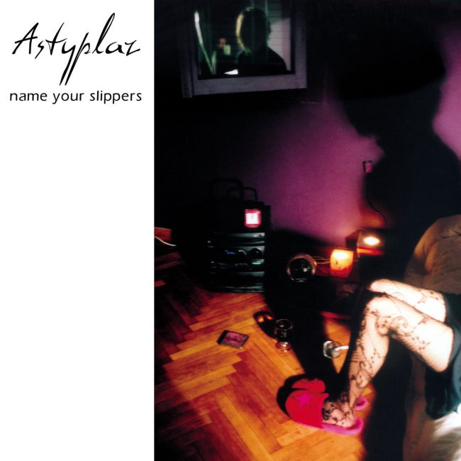 "Astyplaz ""Name Your Slippers"""